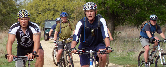 The Warrior 100k - bike ride in the Big Bend, Texas area