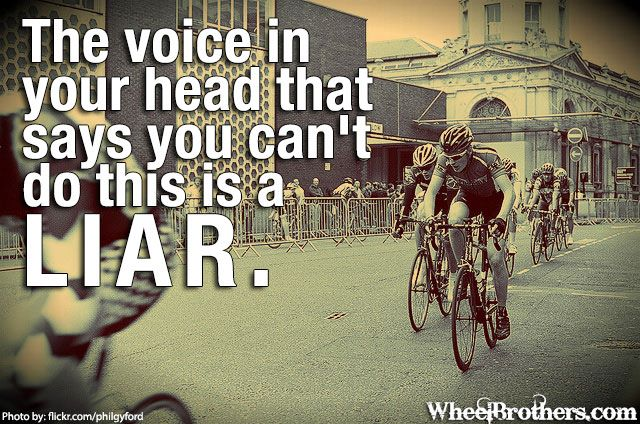The Voice In Your Head All Up To Date 2017 Texas Bicycle
