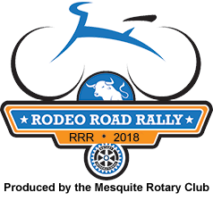 Rodeo road rally