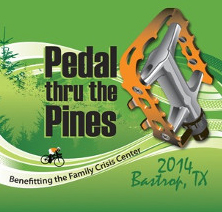 Pedal Thru The Pines 2014