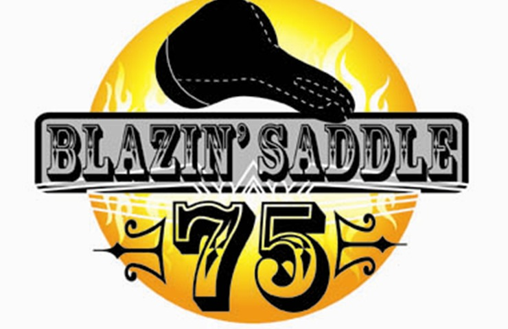 Blazin' Saddle 75