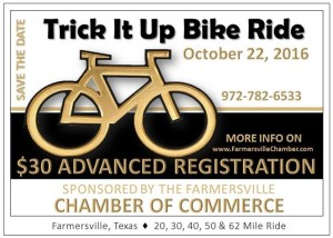 Ad for Oct Bike Ride March 2016