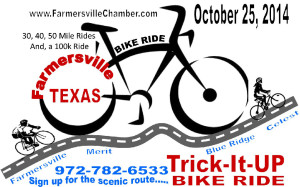 Trick It Up Bike Ride