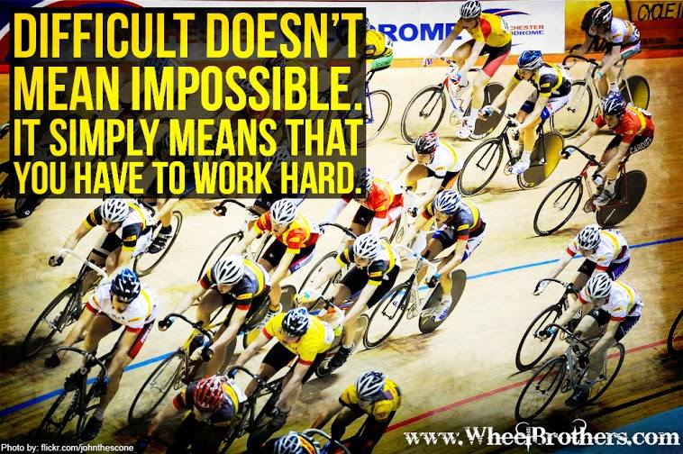 Difficult Doesn't Mean Impossible