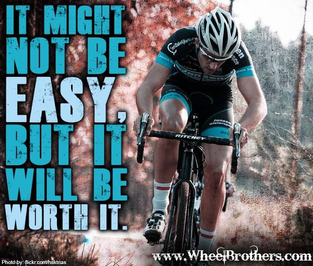 It might not be easy, but it will be worth it