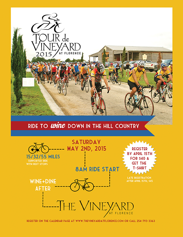 Tour de Vineyard 2015