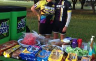 Ride starters rise, shine on Saturday morning