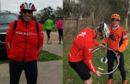 Ride marshals don't wear a badge but deserve a star