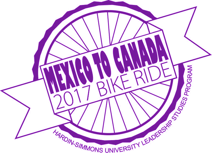 Mexico to Canada 2017 Bike Ride Report - All up to date 2017 Texas bicycle rides in one location