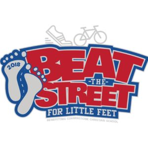 Beat the Street for Little Feet
