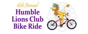 Humble Lions Club Bike Ride