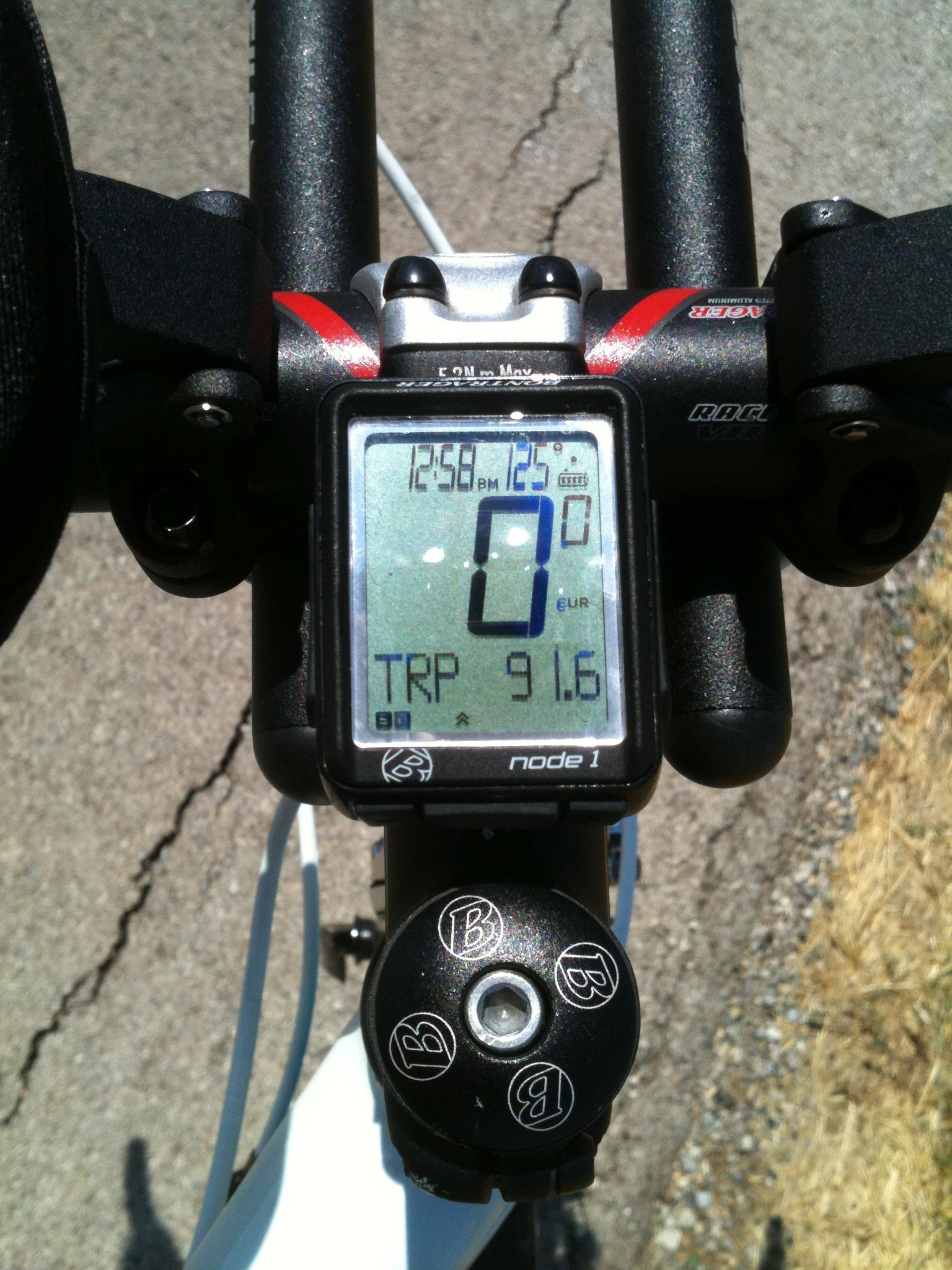 Tips and tricks to survive the Hotter 'n Hell bicycle ride!