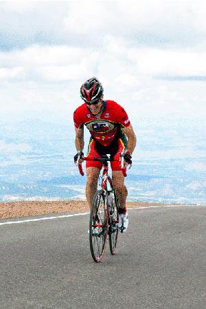 Wheelbrothers ride report:  Assault on Pikes Peak!