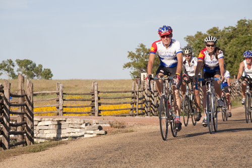 Cycling Fredericksburg - The Texas Hill Country