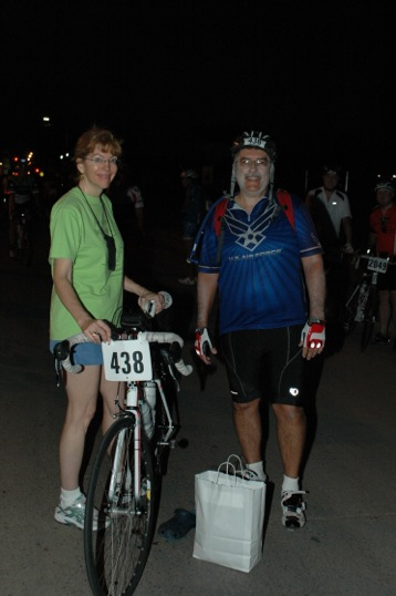 Ride Report for 2012 Hotter 'n Hell 100
