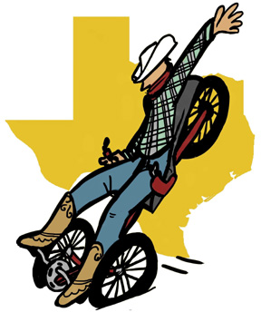 Ride Interview - Heart of Texas Recumbent Rally and Rodeo 2016 - Austin, Texas