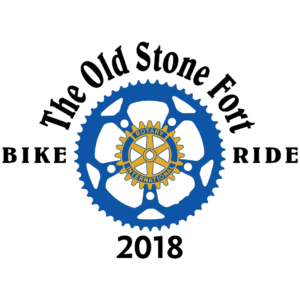 The old stone fort bicycle ride