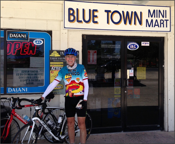 Bluebonnet Express Ride Report