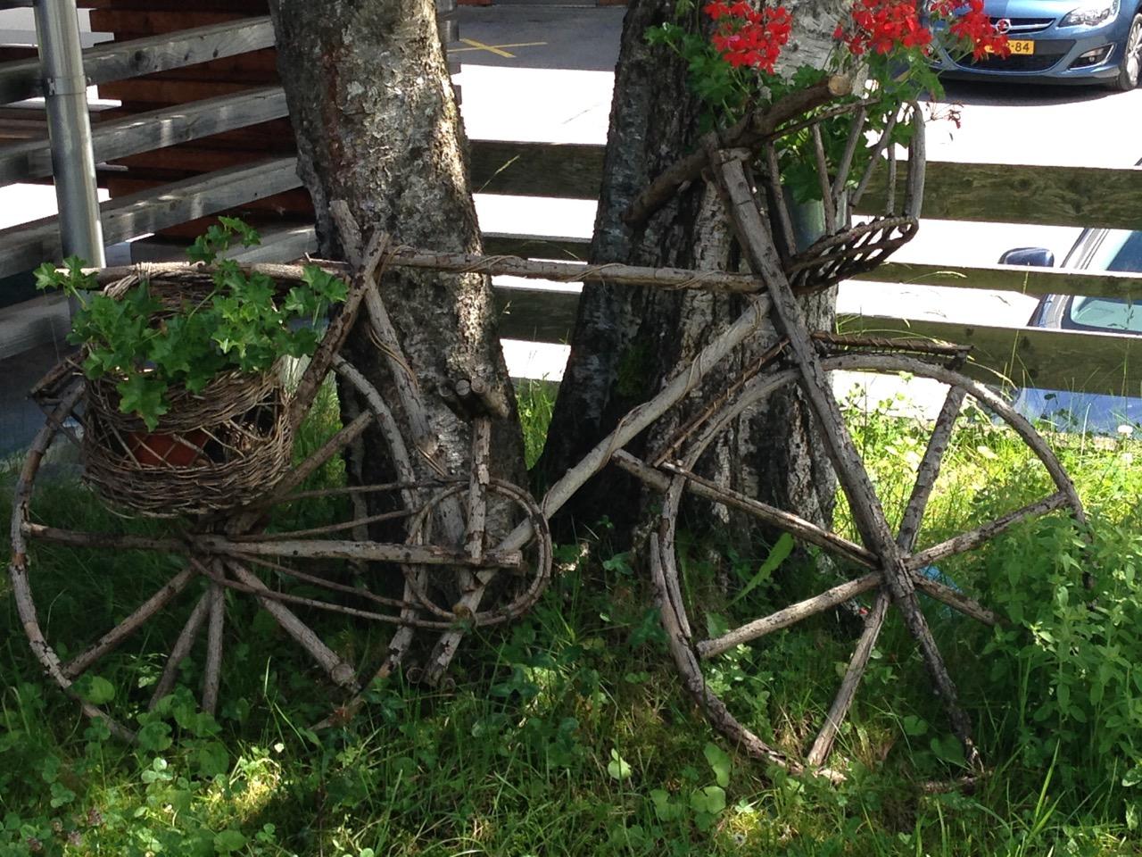 Picture of Stick Bike