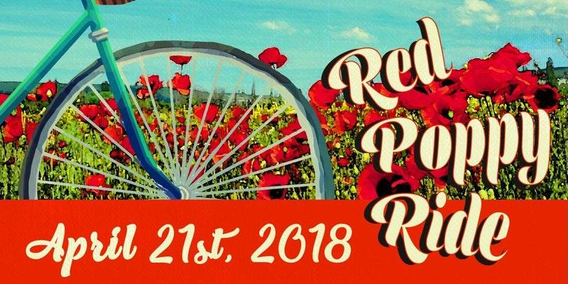 Red Poppy Bike Ride