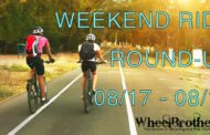 Weekend Ride Round-Up - 08/17 - 08/19