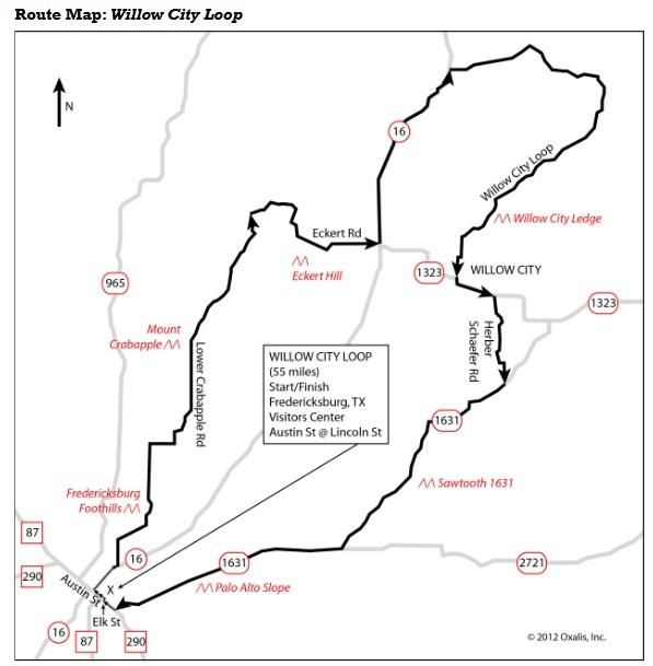Willow City Loop